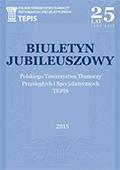 TEPIS Biuletyn Jubileuszowy